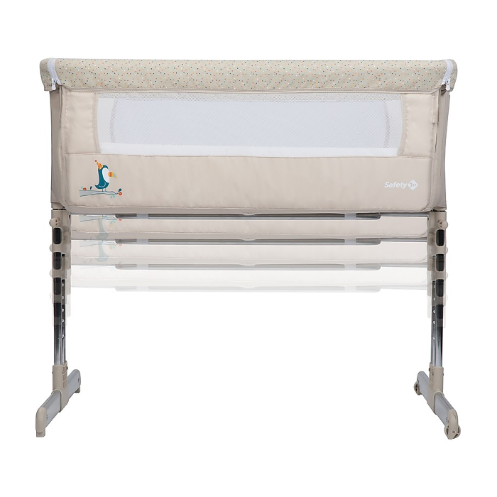 Culla Co-Sleeping e Lettino +0 Mesi Calidoo Safety 1st altezza regolabile