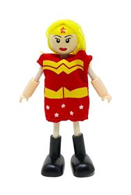 Wonder woman Hape Toys - Heroes MUtable
